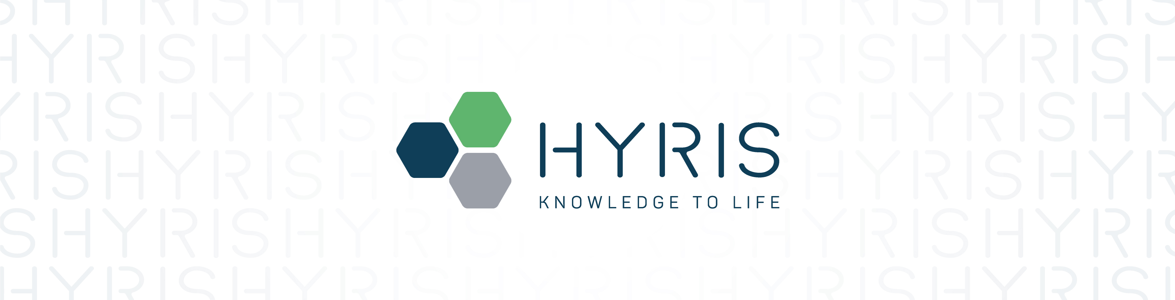 Hyris presents its new Brand, supporting its fast growth worldwide.